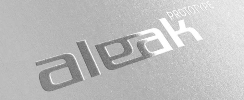 Aleak – Identidad visual de marca